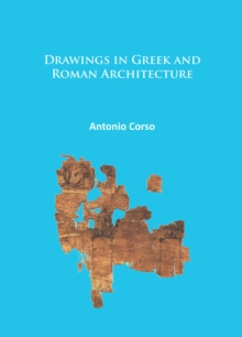Drawings in Greek and Roman Architecture, Paperback Book