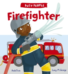 Firefighter (Busy People), Paperback / softback Book