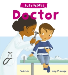 Busy People: Doctor, Paperback Book