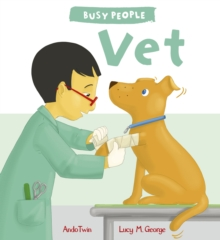 Vet (Busy People), Paperback / softback Book