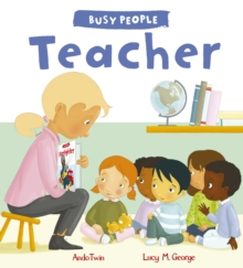 Teacher, Paperback / softback Book