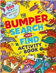 The Bumper Search & Find Activity Book, Paperback / softback Book