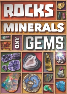 Rocks, Minerals and Gems, Paperback / softback Book