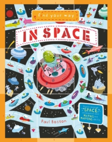 Find Your Way in Space, Hardback Book