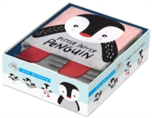 Pitter Patter Penguin : Baby's First Soft Book, Other book format Book