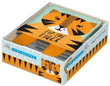 Tip Toe Tiger : Baby's First Soft Book, Other book format Book
