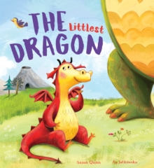Storytime: The Littlest Dragon, Hardback Book