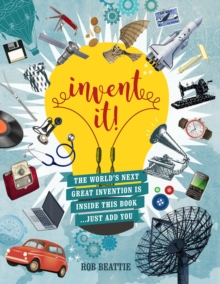 Invent it!, Hardback Book