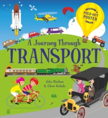 A Journey Through Transport, Hardback Book