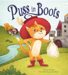 Storytime Classics: Puss in Boots, Hardback Book