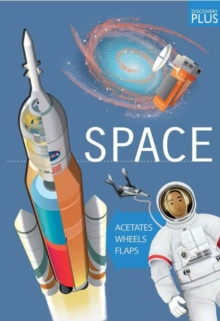 Discovery Plus :Space, Hardback Book