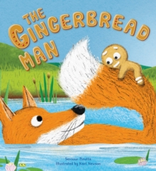 Storytime Classics: The Gingerbread Man, Hardback Book