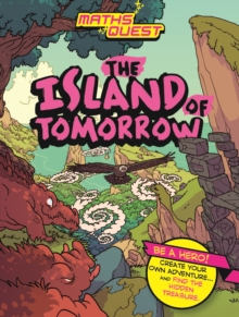 Maths Quest: The Island of Tomorrow, Paperback Book
