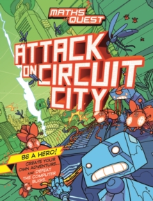 Maths Quest: Attack on Circuit City, Paperback Book