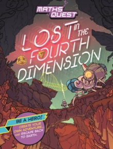 Maths Quest: Lost in the Fourth Dimension, Paperback / softback Book