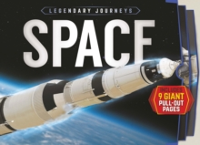 Legendary Journeys: Space, Hardback Book