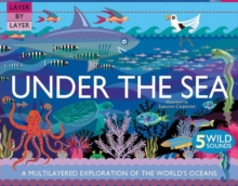 Layer By Layer: Under the Sea, Novelty book Book
