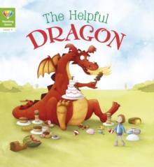 Reading Gems: The Helpful Dragon (Level 4), Paperback Book