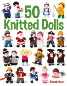 50 Knitted Dolls, Paperback Book