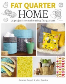Fat Quarter: Home, Paperback Book