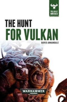 The Hunt for Vulkan, Hardback Book