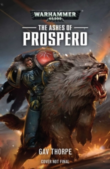 The Ashes of Prospero, Paperback Book