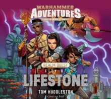 Realm Quest: City of Lifestone, CD-Audio Book