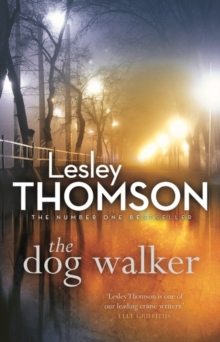 The Dog Walker, Hardback Book
