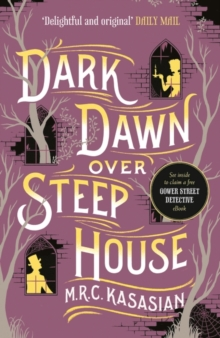 Dark Dawn Over Steep House, Paperback Book