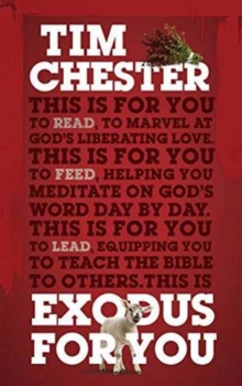 Exodus For You : Thrilling you with the liberating love of God, Paperback / softback Book