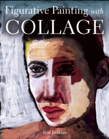 Figurative Painting with Collage, Paperback / softback Book