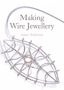 Making Wire Jewellery, Paperback Book