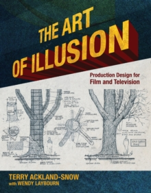 The Art of Illusion : Production Design for Film and Television, Paperback Book