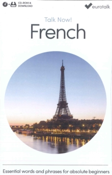 Talk Now! Learn French, CD-ROM Book