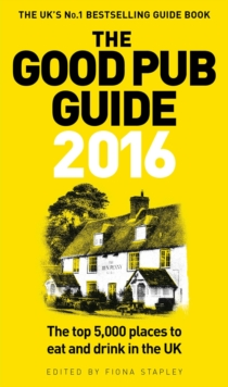 The Good Pub Guide 2016, Paperback Book