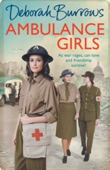 Ambulance Girls, Hardback Book