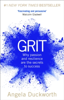 Grit : Why passion and resilience are the secrets to success, Paperback Book