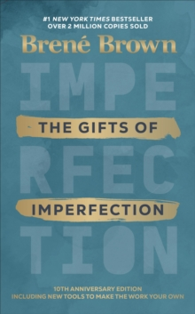 The Gifts of Imperfection, Hardback Book