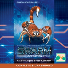 Swarm: Operation Sting, eAudiobook MP3 eaudioBook