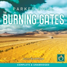 The Burning Gates, eAudiobook MP3 eaudioBook