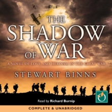 The Shadow Of War:1914, eAudiobook MP3 eaudioBook