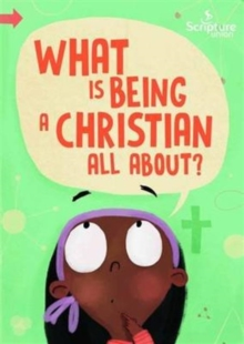 What is Being a Christian All About?, Mixed media product Book