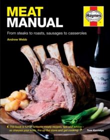Meat Manual, Hardback Book