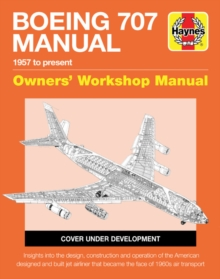 Boeing 707 Manual, Hardback Book