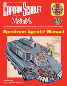 Captain Scarlet Manual, Paperback Book