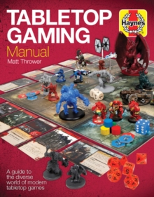 Tabletop Gaming Manual, Hardback Book