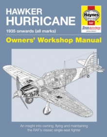 Hawker Hurricane Manual, Paperback Book