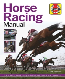 Horse Racing Manual, Hardback Book