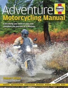 ADVENTURE MOTORCYCLING MANUAL, Paperback Book