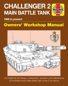 Challenger 2 Main Battle Tank Manual, Hardback Book